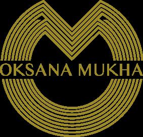 logo Oksana Mukha
